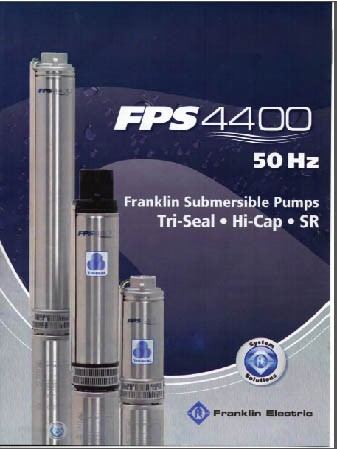 Pompa Submersible Franklin